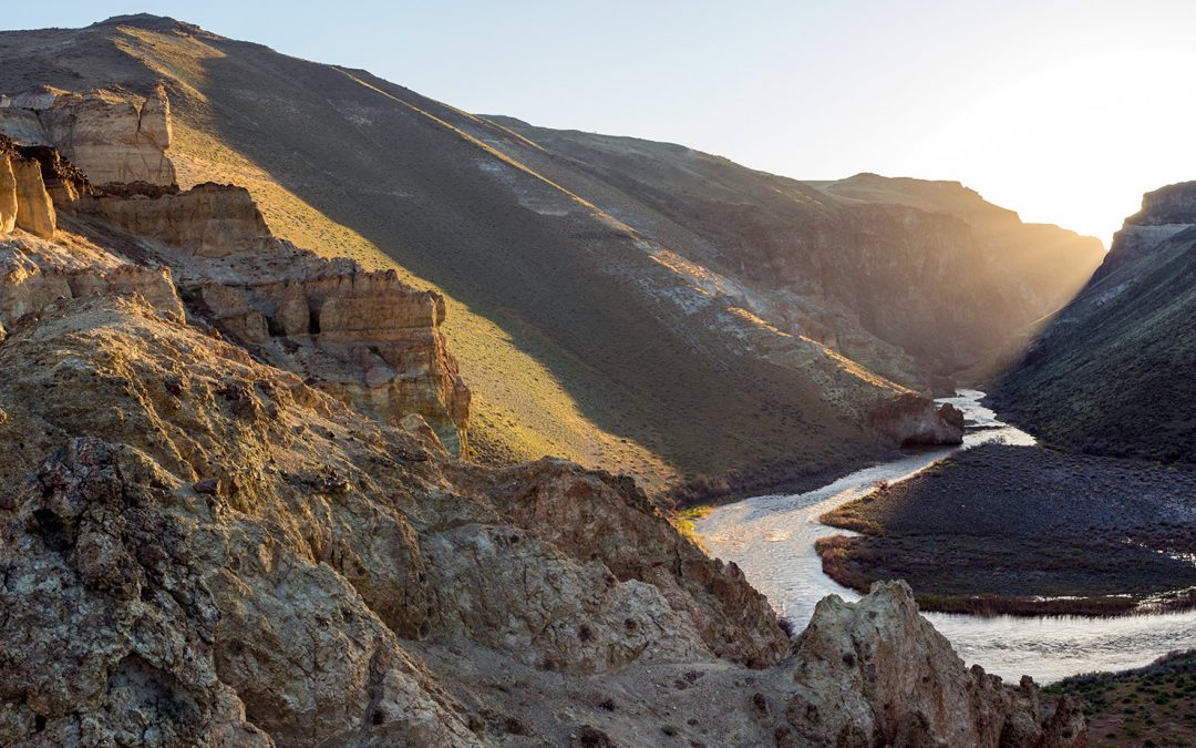 Travel Oregon | A Rare Trip Down the Owyhee