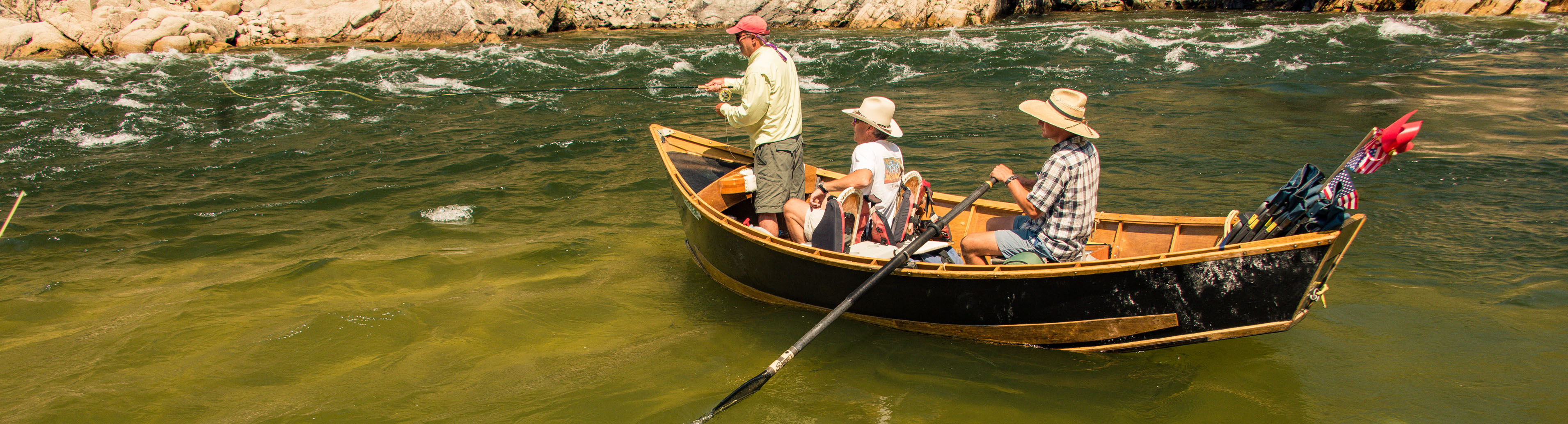 Boat Types Helfrich Outfitters