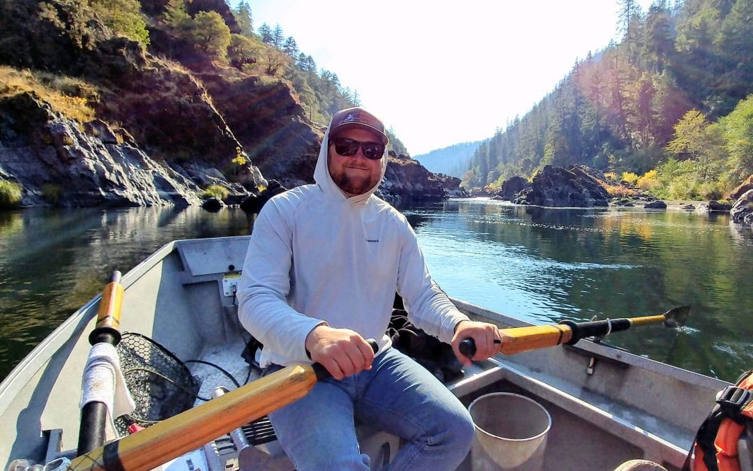 Meet Kris, Our New Middle Fork Manager